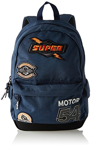 Superdry Herren Motomontana Rucksack, 30x45x15 centimeters