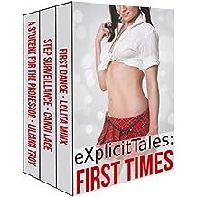 eXplicitTales: First Times Bundle (eXplicitTales Mixed Bundles Book 1)