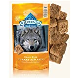 Blue Buffalo Wilderness Trail Treats – Turkey Biscuits 10oz Review
