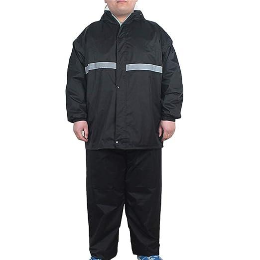 Chubasquero que ensancha Rainsuit reutilizable (chaqueta de ...