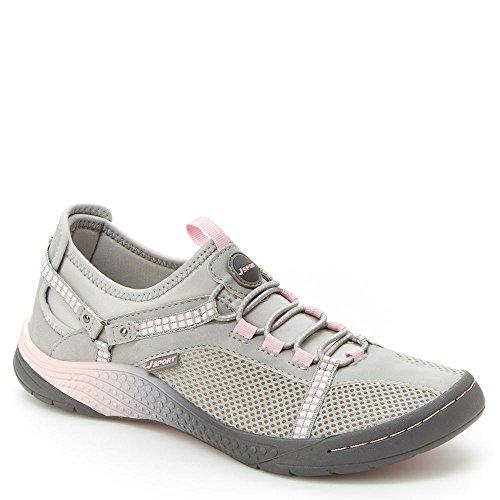 Jsport By Jambu Womens Tahoe Encore Walking Shoe Lichtgrijs / Petal