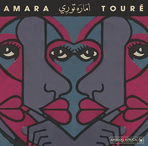 (Singles Collection 1973-1976 By Amara Toure (With Black And White) (2015-06-22))