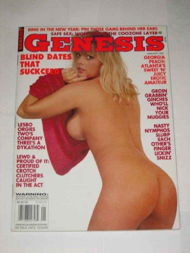 Genesis Single (Genesis Adult Magazine January 1994 Volume 21 #7)