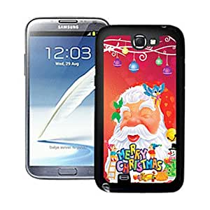JJEChristmas Pattern 3D Effect Case for Samsung Note 2 N7100