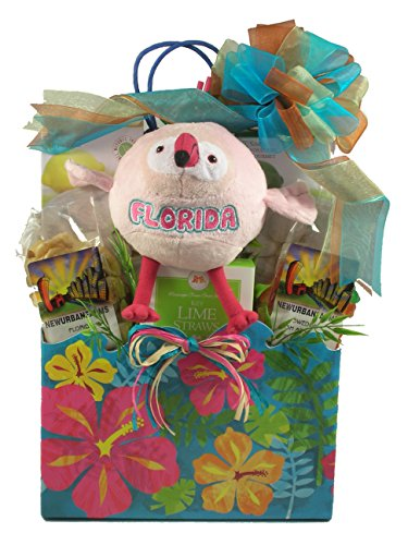 Gift Basket Village The Sunshine State, A Florida Gift Basket, 7 Pound