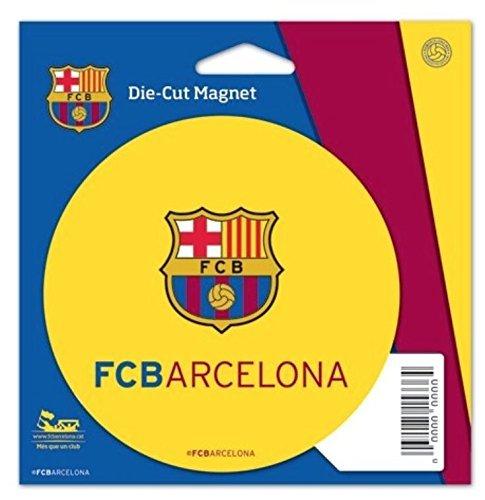 Wincraft Officielle FC Barcelone 11,4x 15,2cm de Voiture Aimant