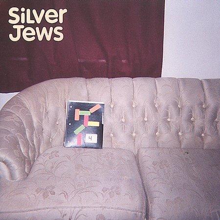 SILVER JEWS - BRIGHT FLIGHT (REIS)