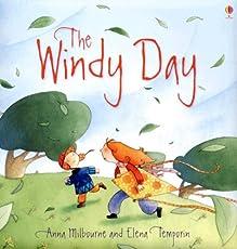 windy day sentences