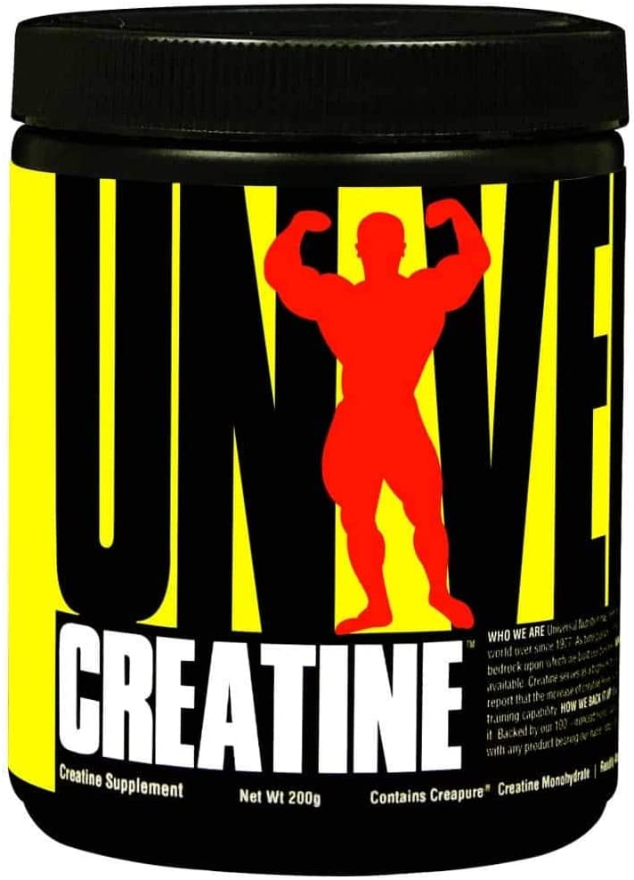 Creatina Creapure (200g) Universal Nutrition por Universal Nutrition