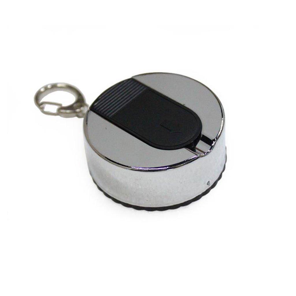Cendrier portatif extérieur avec cendrier de Poche Rond Mini Cendrier Amovible