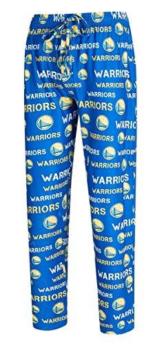 (Concepts Sport Golden State Warriors Men's Pajama Pants Midfield Sleep Pants (Medium))