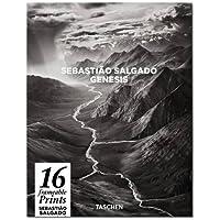Print set Sebastião Salgado genesi. Ediz. inglese, francese, tedesca e spagnola