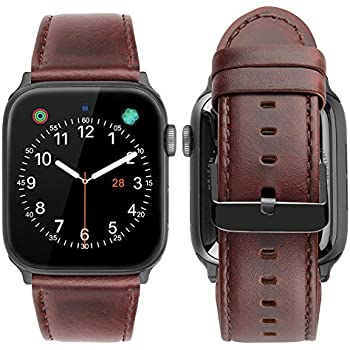 Amazon.com: Compatible with Apple Watch Band 42mm 44mm ...