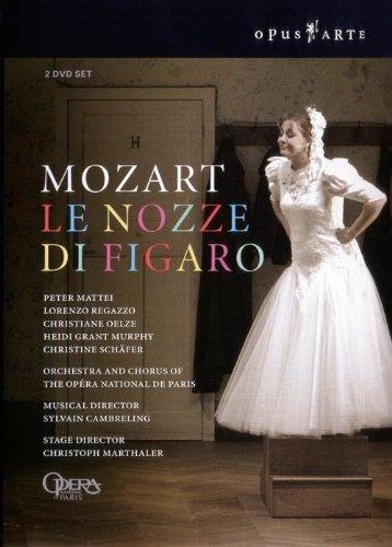 (MOZART, W.A.: Nozze di Figaro (Le) (Paris Opera, 2006) (Live Performance))