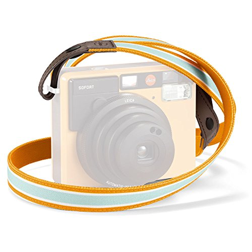 Leica Sofort Strap Orange