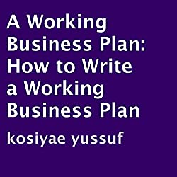 A Working Business Plan