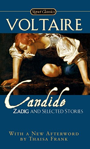 Voltaire Single (Candide: Zadig and Selected Stories)
