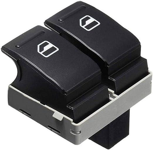 Heacker 2st Ersatz Für T5 T6 Passagier Und Fahrerseite Fensterheber Schalter Taste 7e0959855 Küche Haushalt