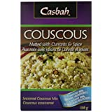 Casbah Couscous, Nutted with Currants and Spices, 7-Ounce Boxes (Pack of 12)