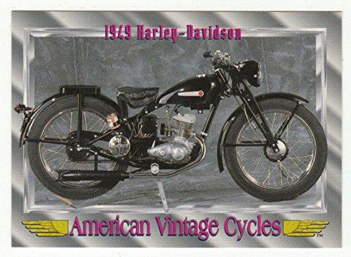 1949 Harley Davidson - 4