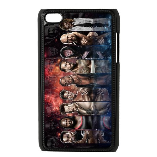 Customize WWE Case for Ipod Touch 4
