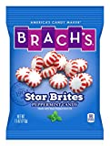 Brach's Starbrites Peppermint Mints, 7.5 Ounce Bag, Pack of 12