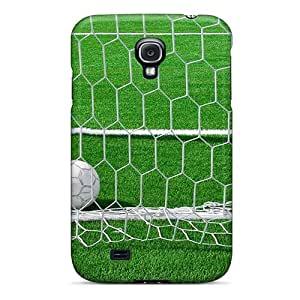 New Fashion Premium Tpu Case Cover For Galaxy S4 - Football