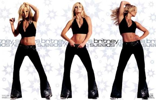 Britney Spears - Music Poster