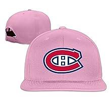 LiuLU Qiu Montreal Canadiens Ajustable Flat Baseball Cap