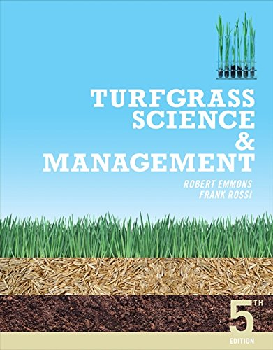 - Turfgrass Science and Management