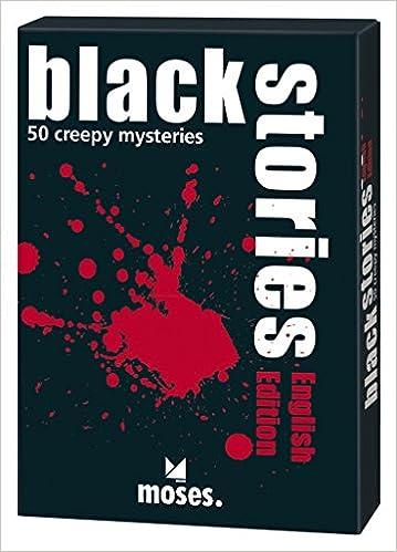 9ed1edd3a5 Black Stories English Edition  Holger Bösch  9783897773646  Amazon.com   Books