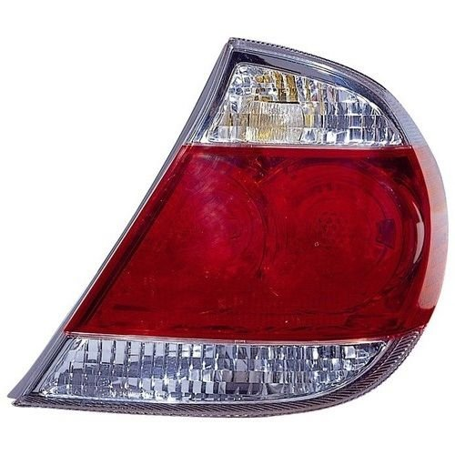 Toyota Camry Sedan 6 Cylinder - 05 - 06 Toyota Camry (LE and XLE Models Only) Passenger Taillamp Taillight NEW 81550-06210 TO2801155