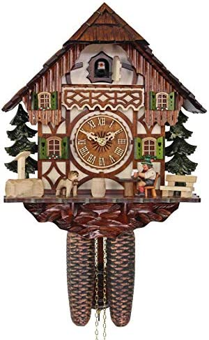 Adolf Herr Cuckoo Clock – The Jolly Beer Drinker