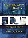 Systematic Theology Pack: A Complete Introduction to Biblical Doctrine