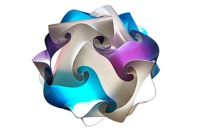 Lampada Scrivania Viola : Lampada da comodino scrivania comò colorata per camera da letto