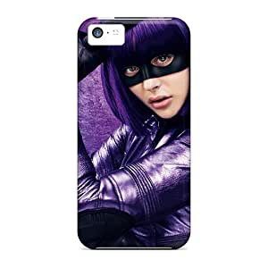 [wDd25829gupc]premium Phone Cases For Iphone 5c/ 2013 Kick Ass 2 Hit Girl Cases Covers