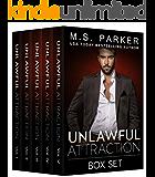 Unlawful Attraction: The Complete Box Set: Alpha Billionaire Romance