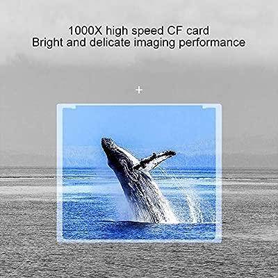 Tarjeta Compact Flash UDMA7 De 128 GB Y 1000X para Cámara ...
