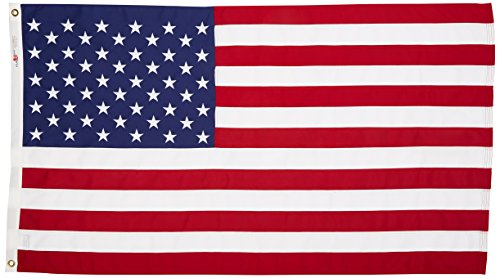 All Star Flags 3x5 Feet 2-ply Polyester American Flag