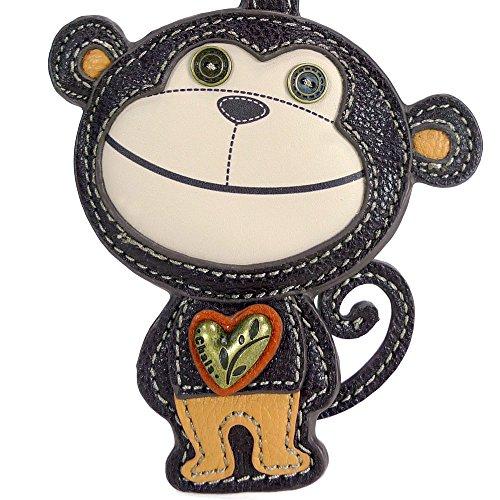 (Chala - Coin Purse/Key Fob - Monkey)