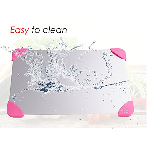 Kangkang@ Household Kitchen Repid Thaw Plate Fast Frozen Food Thawing Board Plate Defrost Tray For Meat Fish Beef Chicken Kitchen Gadgets by Kangkang (Image #3)