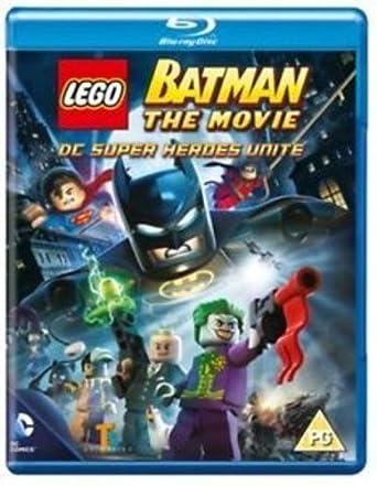 LEGO Batman: The Movie - DC Super Heroes Unite Blu-ray: Amazon.co.uk ...