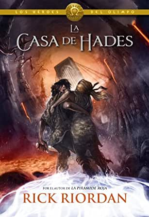 La casa de Hades (Los héroes del Olimpo 4) eBook: Riordan, Rick ...