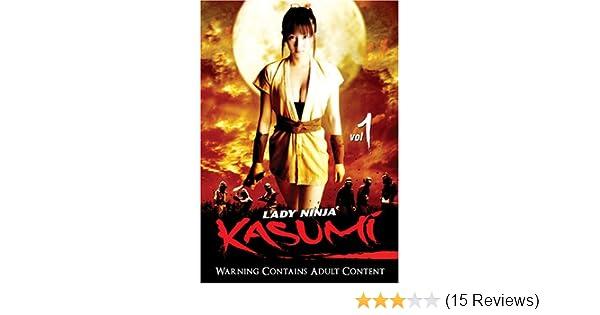 Amazon.com: Lady Ninja Kasumi, Vol. 1: Yonmi Saki, Hiroyuki ...