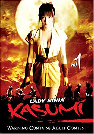 Lady Ninja Kasumi 1 [USA] [DVD]: Amazon.es: Lady Ninja ...