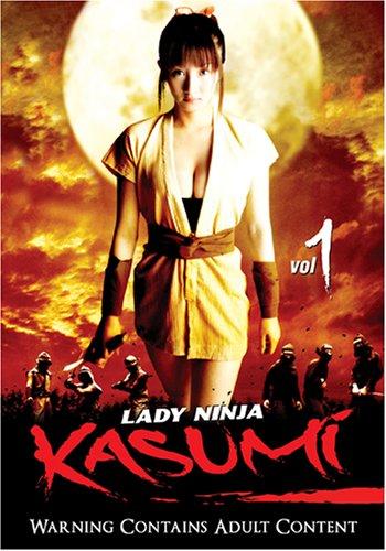 Lady Ninja Kasumi 1 [USA] [DVD]: Amazon.es: Lady Ninja ...