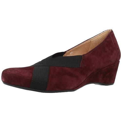 Marca Bailarina Mujer Color Rojo Zapatos Modelo Para Stonefly FXqBx1