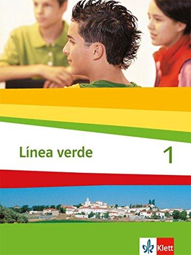Línea verde. Spanisch als 3. Fremdsprache / Schülerbuch 1
