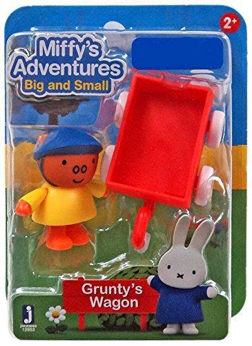 Miffys Adventures Big and Small-Gruntys Wagon