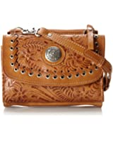 American West Harvest Moon Texas Two Step Clutch